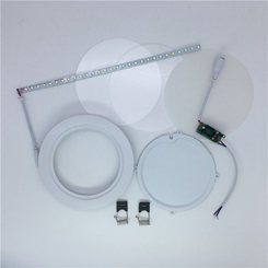 LED Panel Light Spare Parts Manufacturer in China