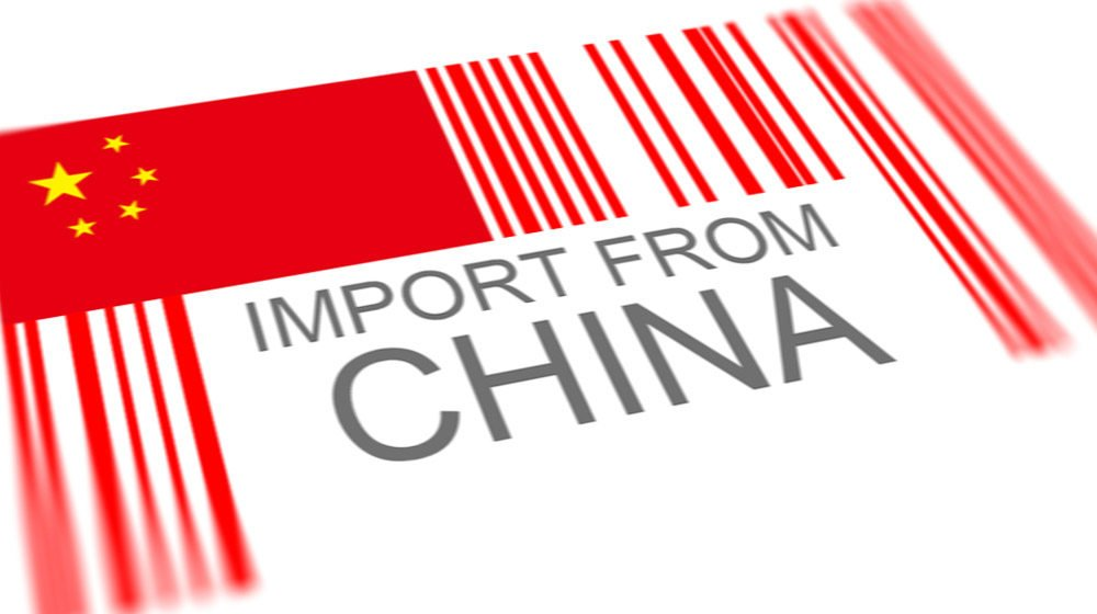 importing led lights from China